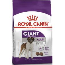Royal Canin (Роял Канин) Giant Adult корм для взрослых собак гигантских пород 4кг;15кг
