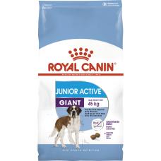 Royal Canin (Роял Канин) Giant Junior Active корм для активных щенков гигантских пород 15кг