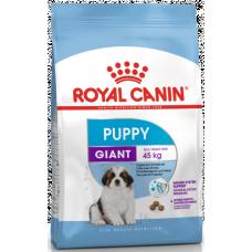 Royal Canin (Роял Канин) Giant Puppy корм для щенков гигантских пород 1кг;15кг