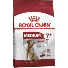 Royal Canin (Роял Канин) Medium Adult 7+ корм для пожилых собак средних пород 4кг;15кг