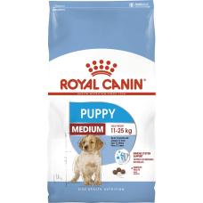 Royal Canin (Роял Канин) Medium Puppy корм для щенков средних пород 1кг;4кг;15кг