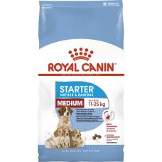 Royal Canin (Роял Канин) Medium Starter первый прикорм для собак средних пород 1кг;12кг