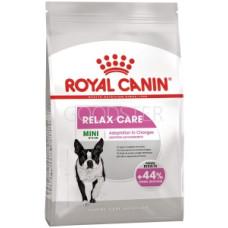 Royal Canin (Роял Канин) Mini Relax Care корм для собак мелких пород, подверженных стрессовым факторам 1кг; 3кг
