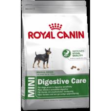 Royal Canin (Роял Канин) Mini Digestive Care корм для собак мелких пород с чувствительным пищеварением 1кг; 3кг