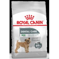 Royal Canin (Роял Канин) Mini Dental Care корм для собак мелких пород с повышенной чувствительностью зубов 1кг; 3кг