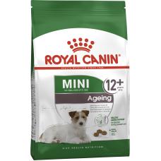 Royal Canin (Роял Канин) Mini Adult Ageing +12 корм для пожилых собак малых пород 0.8кг;1.5кг