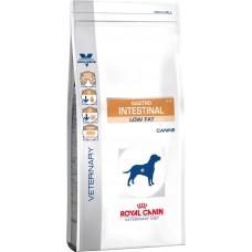 Royal Canin (Роял Канин) Gastro Intestinal Low Fat Dog диета для собак, страдающих от нарушения пищеварения 1.5кг;12кг