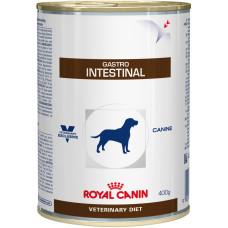 Royal Canin (Роял Канин) Gastro Intenstinal консервированный корм для собак, страдающих от диареи 0,4кг