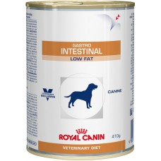 Royal Canin (Роял Канин) Gastro Intenstinal Low Fat консервированный корм для собак, страдающих от диареи 0.41 кг
