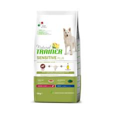 Trainer (Трейнер) Sensitive Adult Medium & Maxi With Rabbit сухой корм с кроликом для собак средних и крупных пород с чувствительным пищеварением 3кг; 12кг
