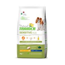 Trainer (Трейнер) Sensitive Adult Mini With Rabbit сухой корм с кроликом для собак мелких пород с чувствительным пищеварением 0,8кг;2кг;7кг
