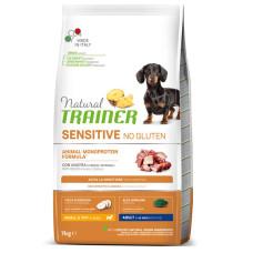 Trainer (Трейнер) Sensitive Adult Small & Toy With Duck сухой корм с уткой для собак мелких пород с чувствительным пищеварением 2кг;7кг