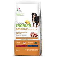 Trainer (Трейнер) Sensitive Adult Medium & Maxi With Duck сухой корм с уткой для собак средних и крупных пород с чувствительным пищеварением 3кг;12кг