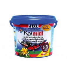 JBL (ДжиБиЭль) Koi Mini. Корм для карпов Кои маленьких размеров 1л;5.5л