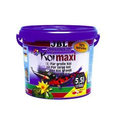 JBL (ДжиБиЭль) Koi Maxi. Корм для карпов Кои крупных размеров 5.5л;10.5л