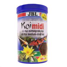 JBL (ДжиБиЭль) Koi Midi. Корм для карпов Кои средних размеров 1л;5.5л