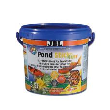 JBL (ДжиБиЭль) Pond Stiks 4in1. Корм для прудовых рыб в виде палочек 1л;5.5л;31.5л