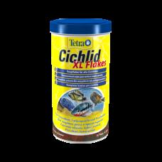 Tetra CICHLID XL 10л/1.9кг;1л;0.5л большие хлопья д/цихлид