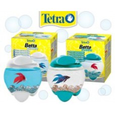 Tetra Аквариум Betta Bubble для петушка