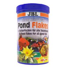 JBL (ДжиБиЭл) Pond Flakes. Корм в виде хлопьев для прудовых рыб 1л;5.5л;10.5л