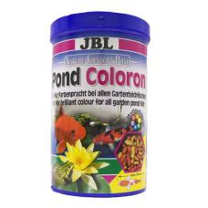 JBL (ДжиБиЭль) Pond Coloron. Корм для улучшения окраса прудовых рыб 1л;5.5л