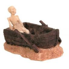 Trixie (Трикси) Грот Скелет в лодке