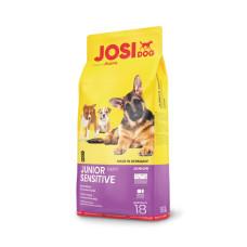 Josera (Йозера) JosiDog Junior Sensitive. Корм для щенков с чувствительным пищеварением 4.5кг; 18кг