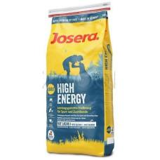 Josera (Йозера) High Energy. Корм для взрослых активных собак 15кг