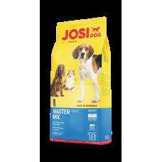 Josera (Йозера) JosiDog Master Mix. Корм для собак с содержанием разных крокетов,с добавлением буряка 4.5кг; 18кг
