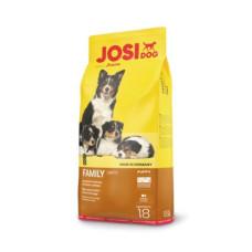 Josera (Йозера) JosiDog Family. Корм для щенков, беременных и кормящих сук 18кг