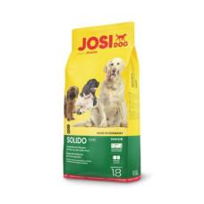 Josera (Йозера) JosiDog Solido. Корм для собак с малой активностью, склонных к лишнему весу 4.5кг; 18кг