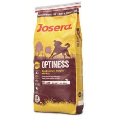 Josera (Йозера) Optiness. Корм для собак с пониженным содержанием белка с картофелем и бараниной 4,5кг;15кг