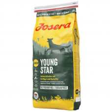 Josera (Йозера) Young Star Беззерновой корм с домашней птицей для щенков и молодых собак 0.9кг;15кг