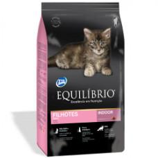 Equilibrio (Эквилибрио) Kitten сухой суперпремиум корм с курицей для котят 0,5кг; 1,5кг; 7,5кг