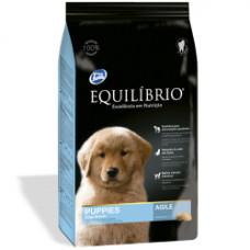 Equilibrio (Эквилибрио) Dog Puppies Large Breeds сухой суперпремиум корм для щенков крупных пород 15кг