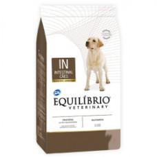 Equilibrio Veterinary Dog ИНТЕСТИНАЛ лечебный корм для собак с острыми или хроническими желудочно-кишечными заболеваниями