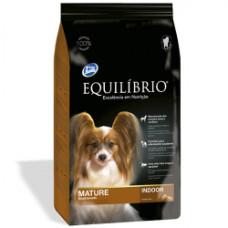 Equilibrio (Эквилибрио) Dog Mature Small Breeds сухой суперпремиум корм с курицей для пожилых или малоактивных собак мини и малых пород 2кг