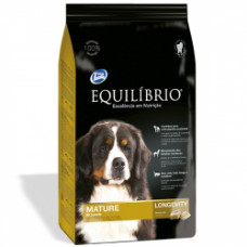 Equilibrio (Эквилибрио) Dog Mature All Breeds сухой суперпремиум корм с курицей для пожилых или малоактивных собак средних и крупных пород 2кг; 15кг