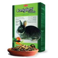 Padovan (Падован) Coniglietti GrandMix. Комплексный сбалансированный основной корм для кроликов 0.85 кг;20кг