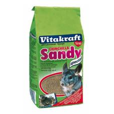 Vitakraft (витакрафт) Sandy Chinchilla. Песок для шиншилл 1кг