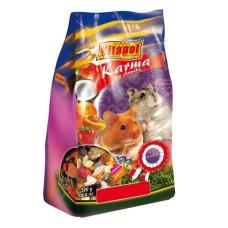 Vitapol (Витапол) Karma. Полнорационный корм для хомяков с фруктами 400г