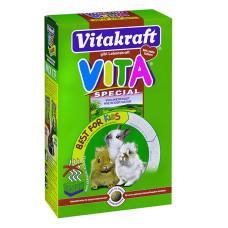 Vitakraft (витакрафт) Vita Special Best for Kids для молодых кроликов 600г