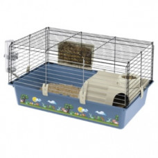Ferplast CAVIE 80 - клетка для кроликов с декором
