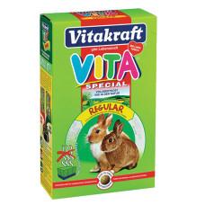 Vitakraft (витакрафт) Vita Special Regular для взрослых кроликов 600г
