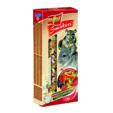 Vitapol (Витапол) Smakers. Витаминнизированные палочки для шиншилл с орехами и овощами уп
