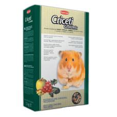 Padovan (Падован) Grand Mix Criceti. Комплексный основной корм для хомяков и мышей 0.4 кг;1кг
