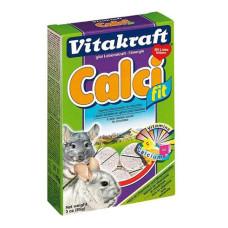 Vitakraft (витакрафт) Calci Fit. Минерально-кальциевая добавка для шиншил 31табл